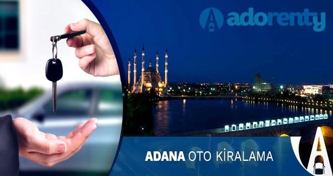 Adana Oto Kiralama