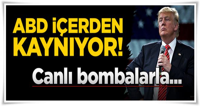 ABD medyası şaşkın: Canlı bombalarla müttefikiz!