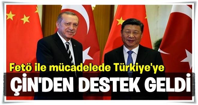 Çin'den kritik Türkiye açıklaması