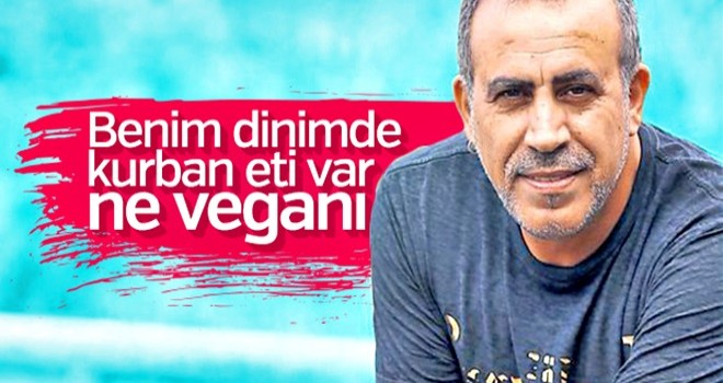 Haluk Levent vegan olmama sebebini anlattı