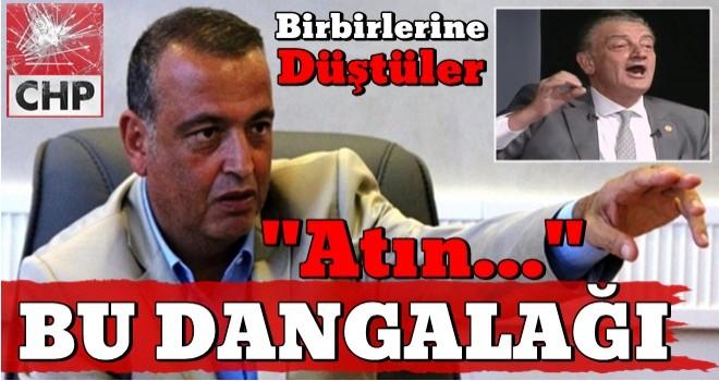 CHP'de 'dangalak' krizi! Battal İlgezdi, Hüsnü Bozkurt'a