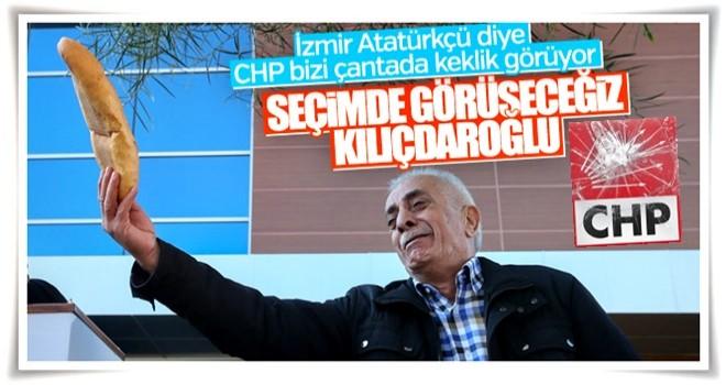 Semt pazarları kapanan İzmirli esnaf CHP'ye kızgın
