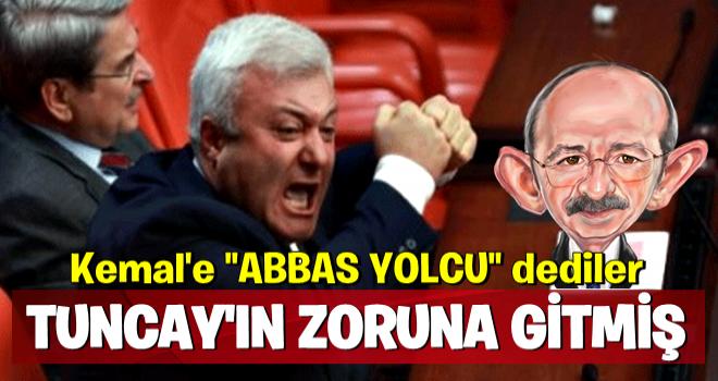 CHP'lileri kızdıran söz: Kılıçdaroğlu 'Abbas yolcu'
