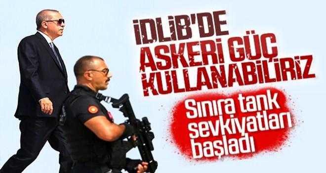 Cumhurbaşkanı Erdoğan işareti verdi, sevkiyatlar hızlandı
