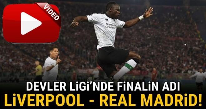 Roma 4-2 Liverpool