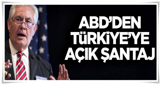 ABD'den Türkiye'ye açık şantaj… İşte kumpasın perde arkası