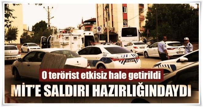 MİT binasına saldırı hazırlığındaki terörist öldürüldü