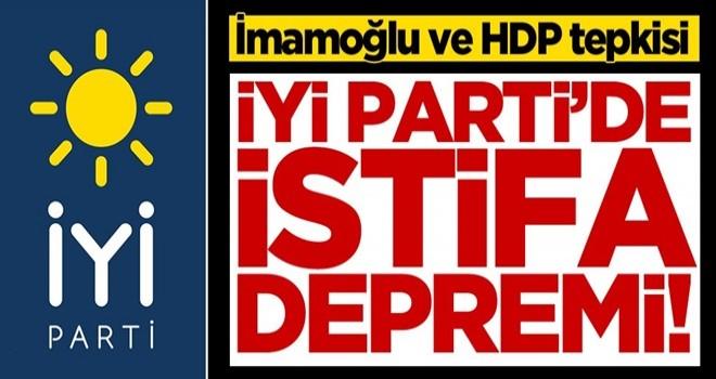 İYİ Parti'den son dakika istifa haberi: İsmail Ok partisindeki tüm görevlerinden istifa ettiğini açıkladı