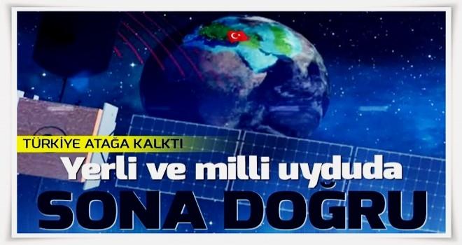 'Türkiye Uzay Ajansı' kurulacak.