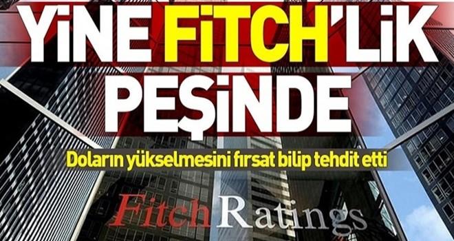 Fitch'ten Türkiye'ye müdahale çağrısı .