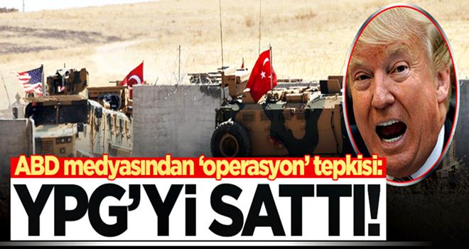 Türkiye'nin operasyon kararı sonrası ABD medyasından Trump'a tepki!