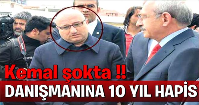 Kılıçdaroğlu'nun eski danışmanına FETÖ'den 10 yıl ceza verildi