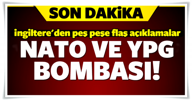 İngiltere'den NATO'ya Türkiye tepkisi!
