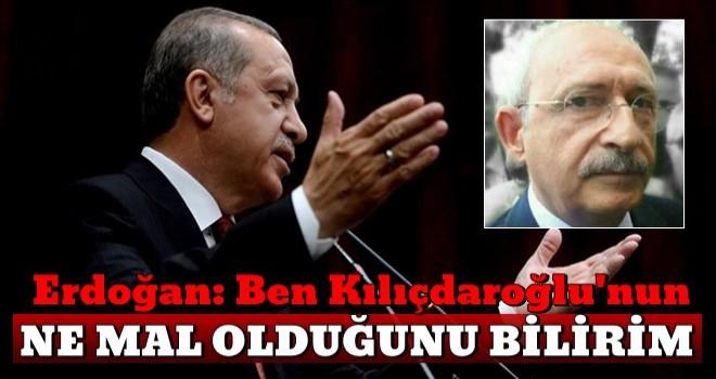 Başkan Erdoğan: Ben Kılıçdaroğlu'nun ne MAL olduğunu bilirim..