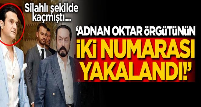 'Adnan Oktar örgütünün iki numarası Tarkan Yavaş yakalandı' iddiası
