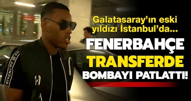 Ve Rodrigues Fenerbahçe için İstanbul'a geldi