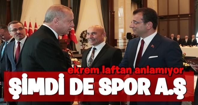 CHP'li İBB Başkanı İmamoğlu'nun işçi kıyımı devam ediyor! Şimdi de Spor AŞ .