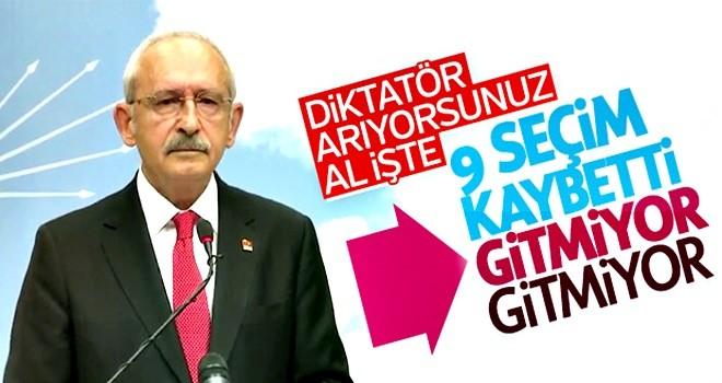 Kılıçdaroğlu, CHP'deki koltuğunu bırakmayacak