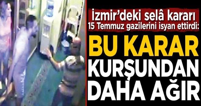 Gaziler, müezzinleri dövenlerin cezasız kalmasına isyan etti