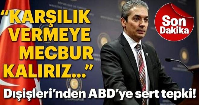 ABD heyeti Ankara'da! Gündem maddesi Münbiç...