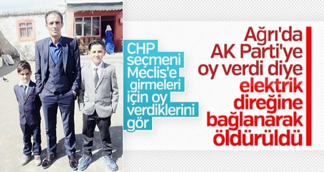 Ağrı'da PKK'lılar bakkalı katletti