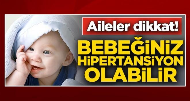 Aileler dikkat! O vitamin eksikse bebeğinizin sağlığı tehlikede