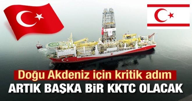 Türkiye harekete geçti! Artık başka bir KKTC olacak