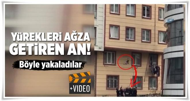 İstanbul'da yürekleri ağza getiren olay