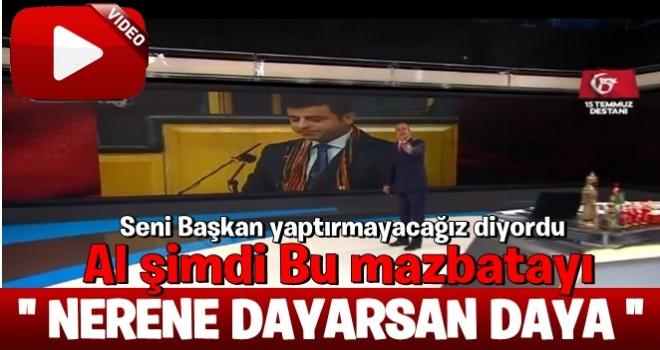 Erdoğan için