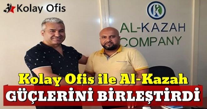Kolay Ofis ile Al-Kazah Company'den iş birliği anlaşması..