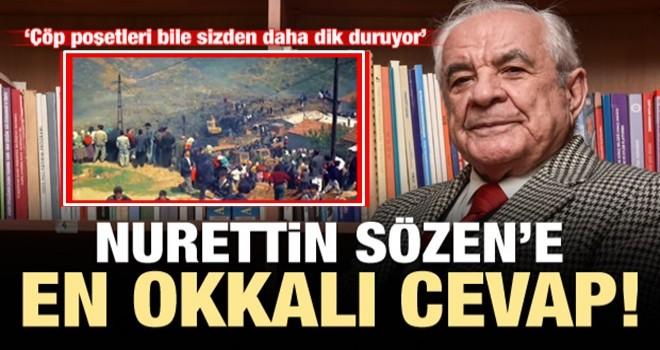 Elönü'den Nurettin Sözen'e okkalı cevap!