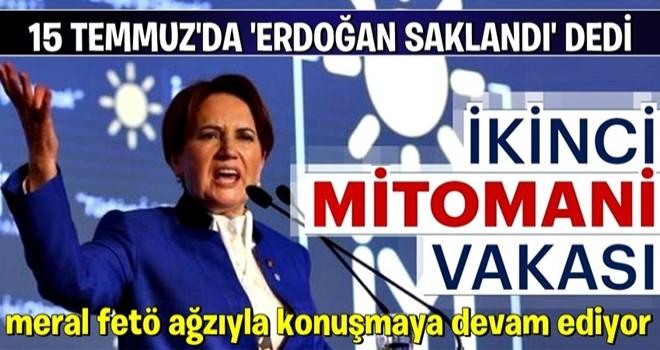 Akşener, Kılıçdaroğlu'nun izinden gidiyor