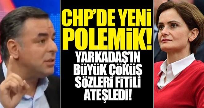 CHP'de üye kavgası!