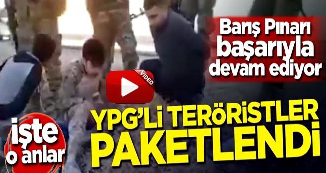 3 YPG'li terörist daha yakalandı