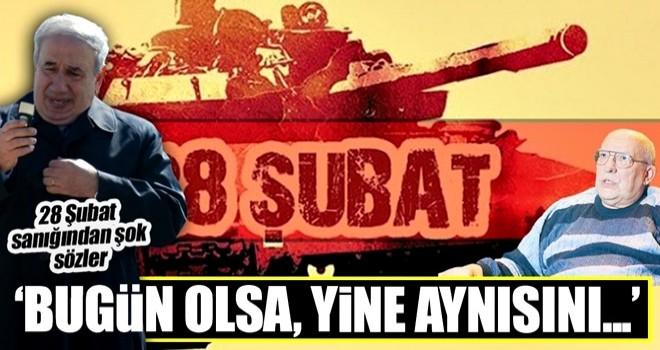 28 Şubat sanığı eski YÖK Başkanı Gürüz'den şok sözler