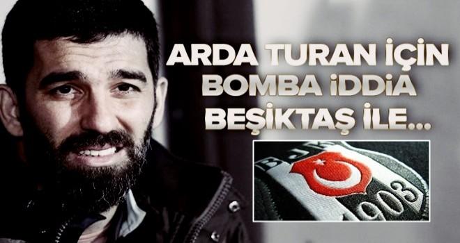 Arda Turan için flaş transfer iddiası! Burak Yılmaz araya girdi... .