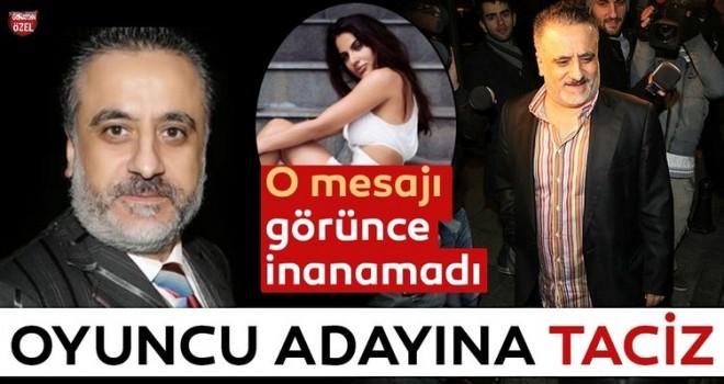 Yapımcı Erol Köse'den oyuncu adayına cinsel taciz!