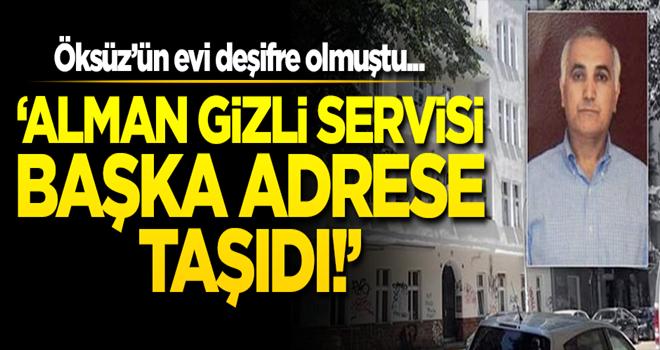 Adil Öksüz'ün evi deşifre olmuştu... 'Alman gizli servisi başka adrese taşıdı'