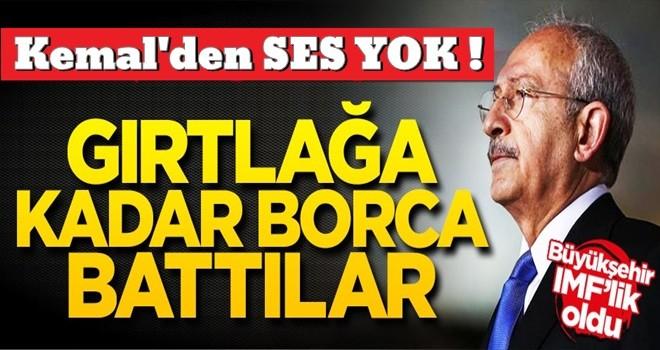 CHP'li İzmir Büyükşehir Belediyesi borç batağında! IMF'lik oldular