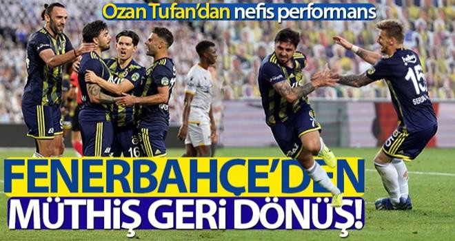 Kadıköy'de gol düellosu!