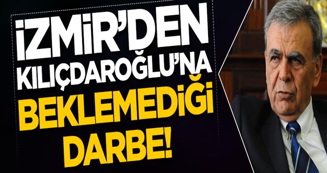 İzmir'den Kılıçdaroğlu'na beklemediği darbe!