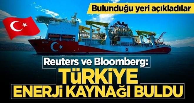 Reuters ve Bloomberg, 'Türkiye enerji kaynağı buldu' bölgeyi açıkladılar
