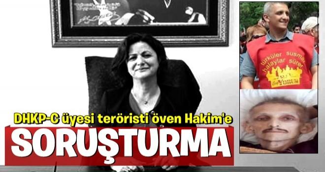 HSK'dan DHKP-C üyesi teröristi öven Hakim Ayşe Sarısu Pehlivan'a inceleme