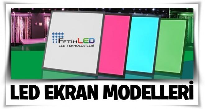 Led Ekran Ve Modelleri