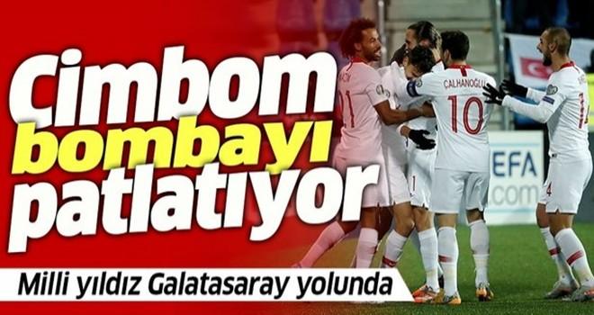 Cimbom transfer bombasını patlatıyor! Milli yıldız Galatasaray yolunda