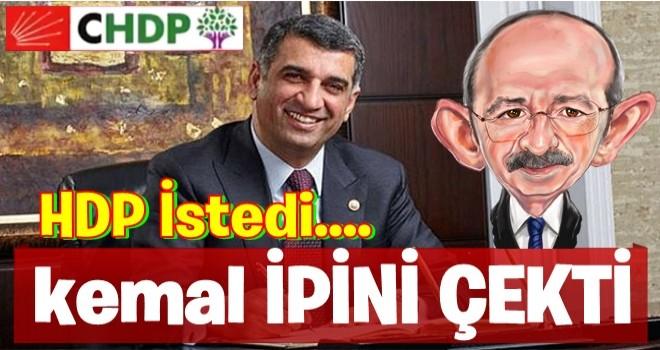 İhraç kararının arkasından HDP çıktı!