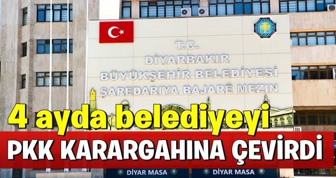 PKK belediyede