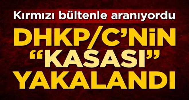 Terör örgütü DHKP/C'nin kırmızı bültenle aranan