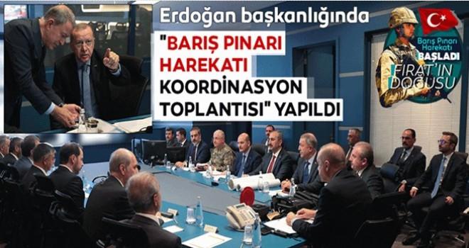 Recep Tayyip Erdoğan başkanlığında