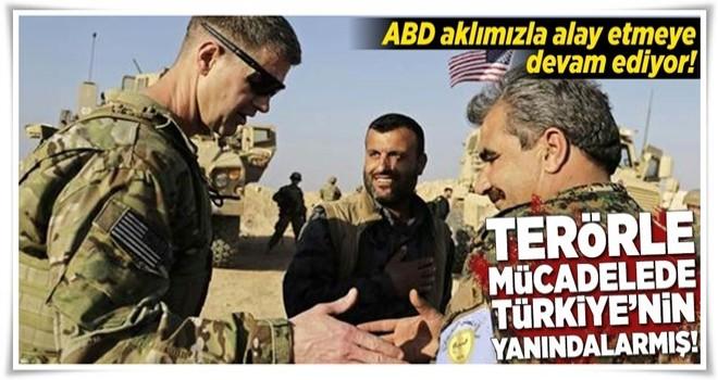 ABD'den Türkiye açıklaması .